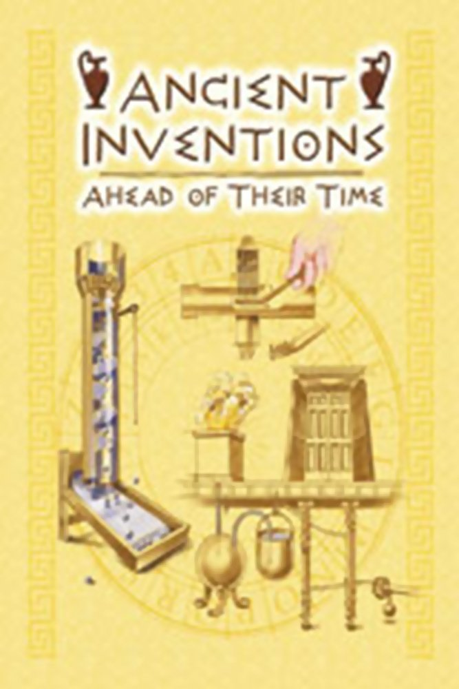Download Steck-Vaughn Pair-It Books Proficiency Stage 6: Leveled Reader Bookroom Package Ancient Inventions: Ahead of Their Time pdf epub