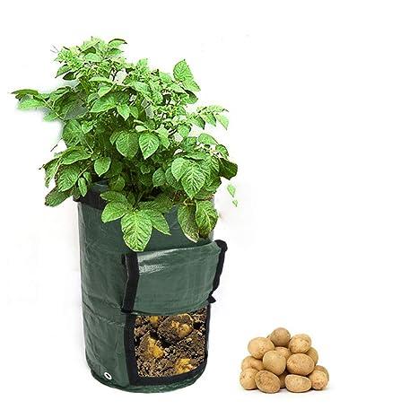 Composting orgánico Bolsa de verduras Bolsa de cultivo Para ...