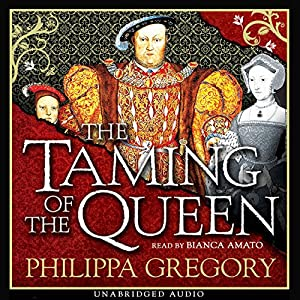 The Taming of the Queen Audiobook
