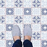 Mexican Tile Stencil Set - Pack of Four 4x4 Tile