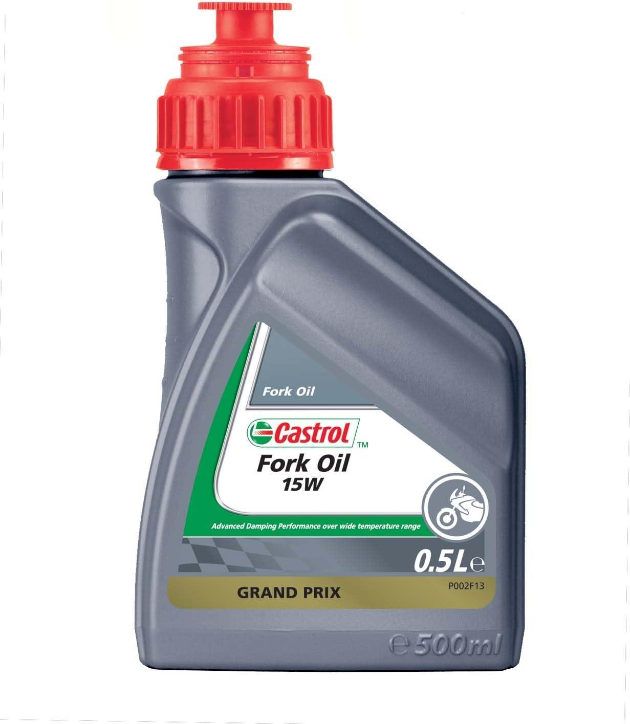 Castrol 17886585 - Aceite mineral para suspensión de motocicletas ...