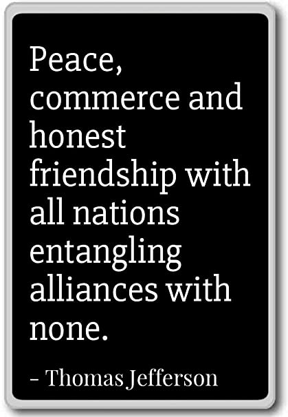 Amazon Peace Commerce And Honest Friendship With Thomas