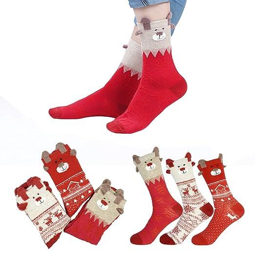 78e787650a47 Christmas Cotton Warm Casual Socks - Women Colorful New Design Sock Kids  Socks Girls Boys Christmas