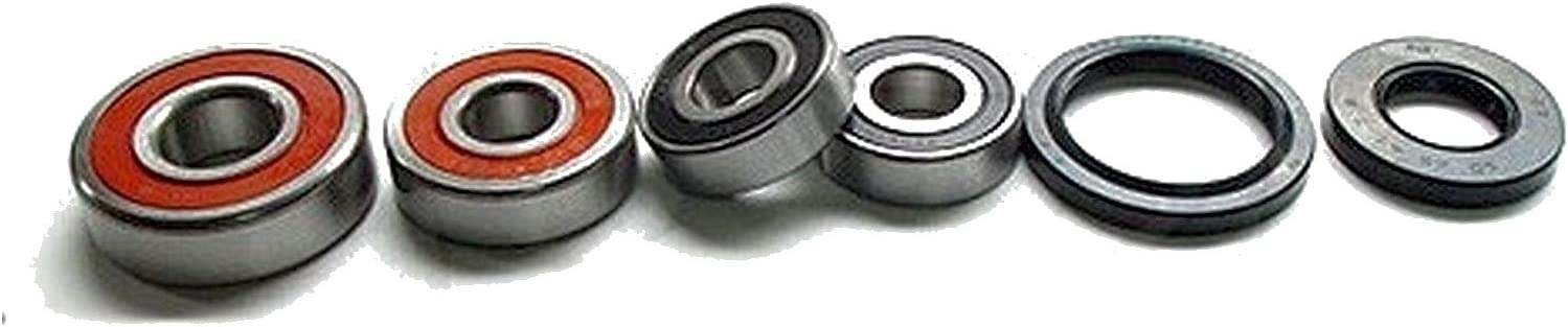 Tourmax Rear Wheel Bearing Set with Simmer Ring for FZX 750 Fazer Year 1987-1989