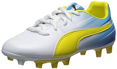 917cf785518 PUMA Aguero V2 FG JR Sneaker (Little Kid Big Kid)