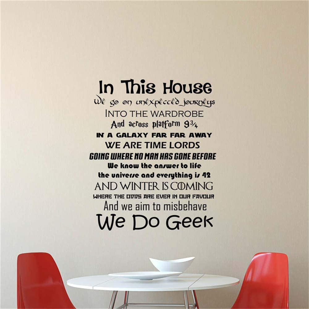 Inspirational Wall Sticker Quotes Sayings and Words DIY Home Decoration