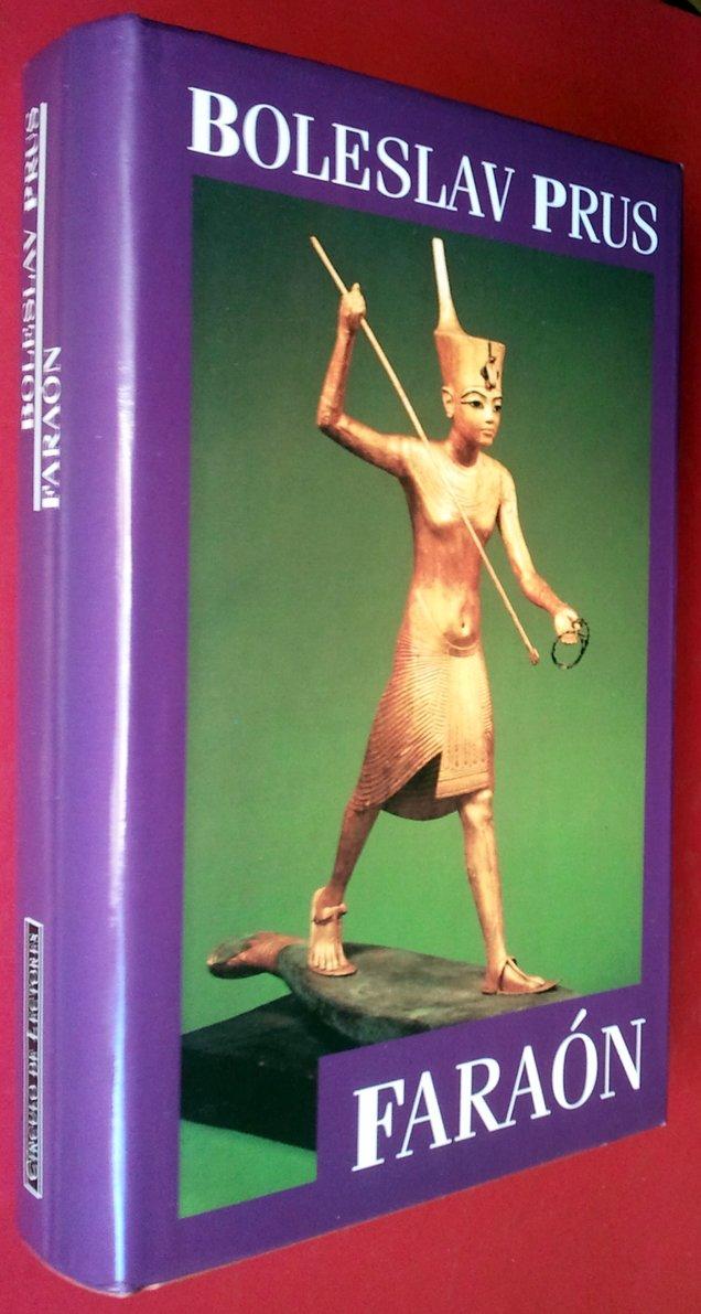 Faraón (Spanish) Paperback – 1995
