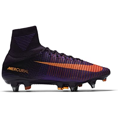NIKE MERCURIAL SUPERFLY V SG-PRO MEN'S SOFT-GROUND SOCCER CLEAT 831956 585  Sz
