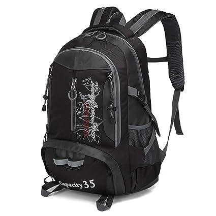 Waterproof Tactical Backpack Hiking Bag Laptop Rucksack Travel Outdoor Bags  Men Women Bag Cycling Climbing Backpack 6bfbb0a9c9