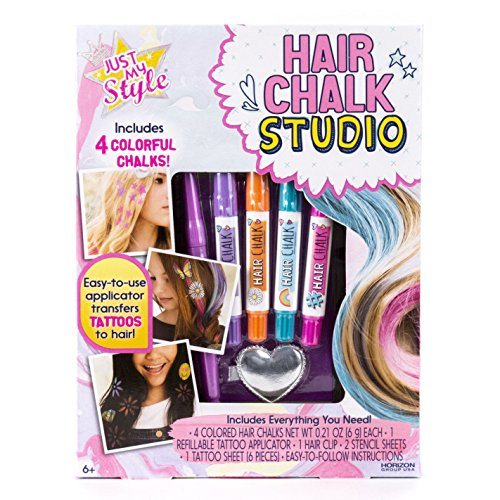 (Just My Style Hair Chalk Studio by Horizon Group USA)