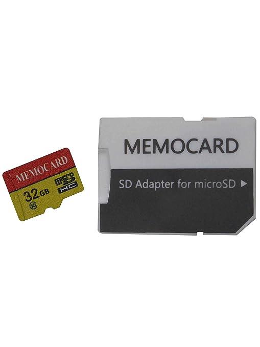 Tarjeta de Memoria Micro SD SDHC 32 GB Clase 10 con ...
