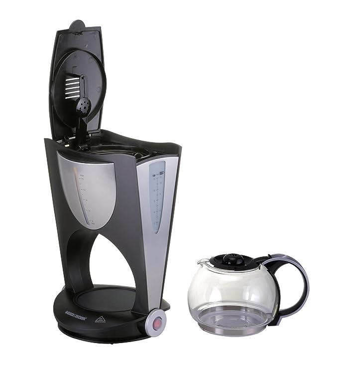 Amazon.com: Black & Decker 4 tazas Cafetera eléctrica, 220 ...