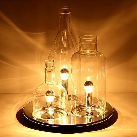 YMXJB Luz de la tabla creativa retro simple Cafetería Bar de ...