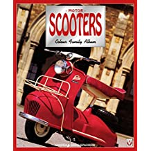 Motor Scooters: Colour Family Album