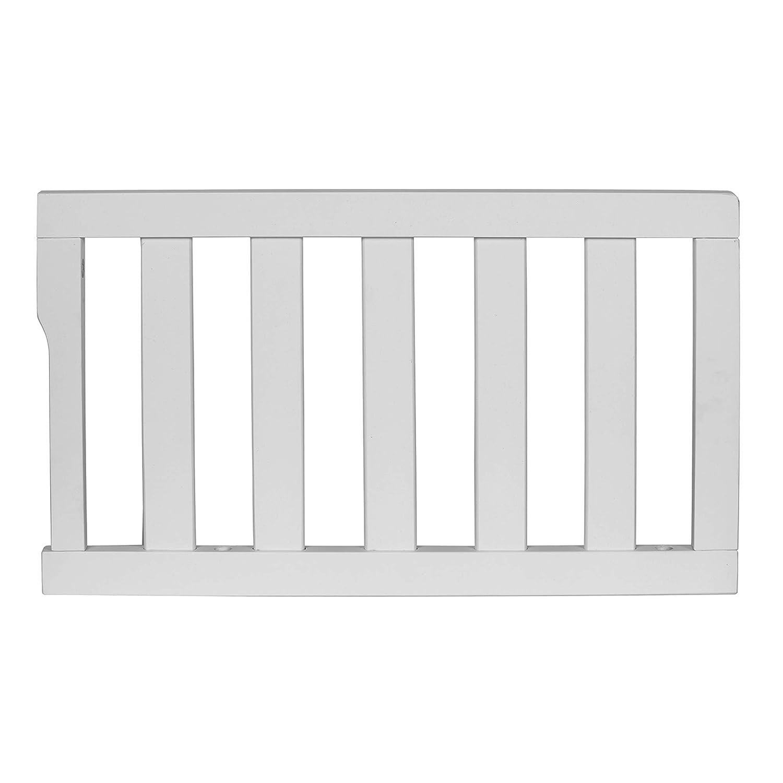 Dream On Me Universal Convertible Crib Toddler Guard Rail, Mystic Grey