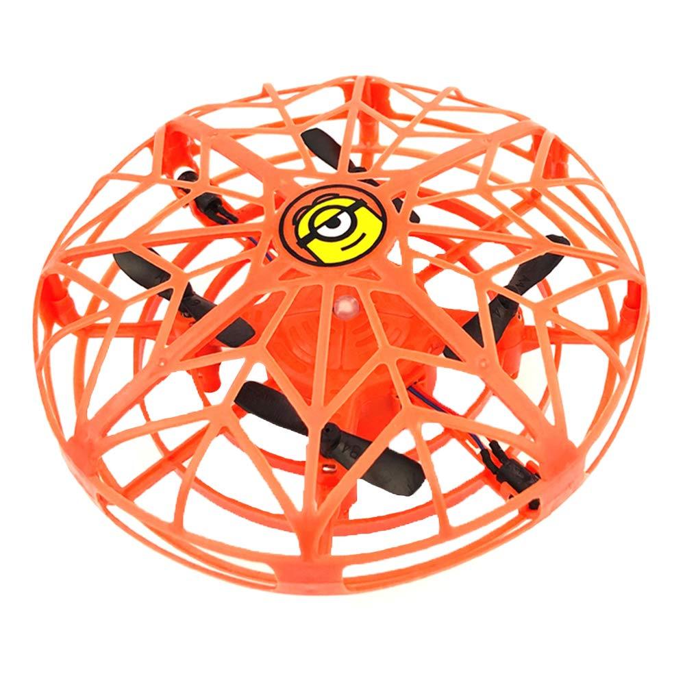 Urchins' Family Minions UFO Flying Ball Toys (Orange)