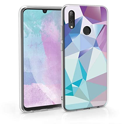 Amazon.com: kwmobile Crystal - Carcasa para Huawei P Smart ...