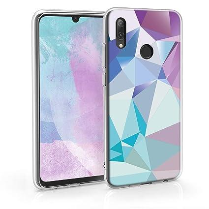 Amazon.com: kwmobile Crystal - Carcasa para Huawei P Smart ...