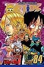 One Piece, Vol. 84: Luffy vs. Sanji