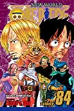 One Piece, Vol. 84: Luffy vs. Sanji