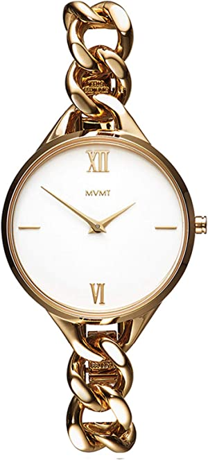 MVMT Women's Minimalist Vintage Gala Watch