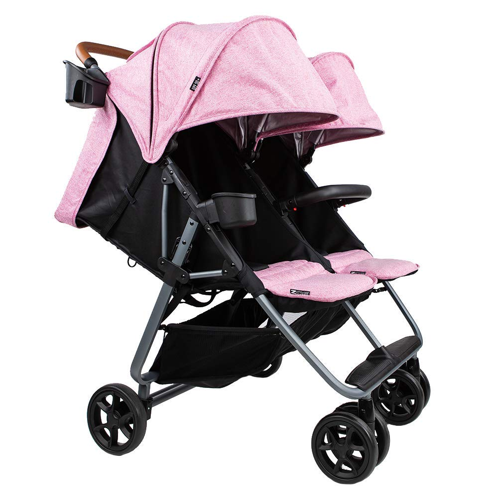 The twin + luxe, best double stroller – tandem capable