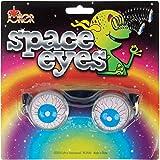 Loftus Spring Space Eyes Bloodshot Eyeballs