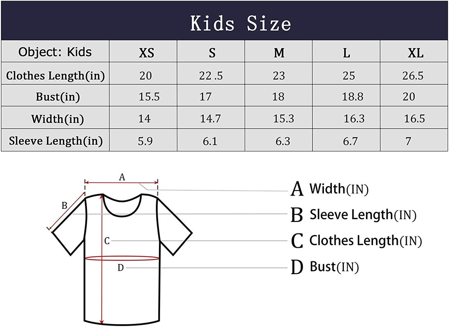 Kids Youth Unicorn Rainbow Customized O-Neck T Shirt Tee for Boys Black