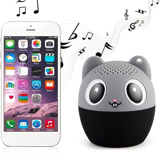 Rubility ® Mini Bluetooth Speaker Animal Altavoz Wireless Altavoz ...