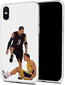 Bap Store Basketball Soft Silicone Case Designed for iPhone XR (06)