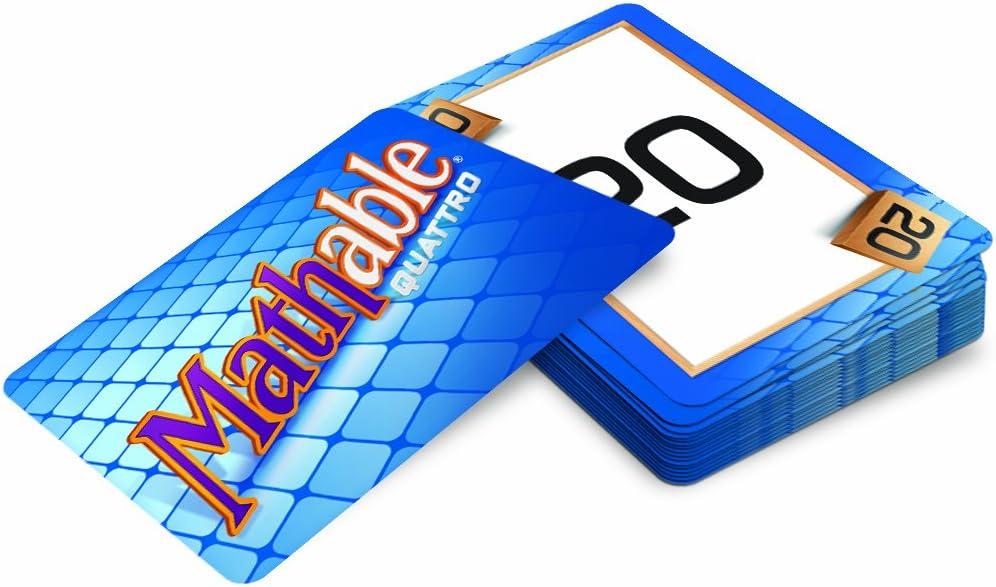 Gioco educativo di matematica Quatro Mathable 5003