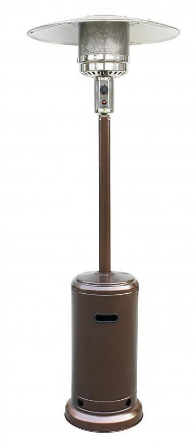 Amazon Com Bronze Outdoor Garden Patio Propane Heater Standing Lp