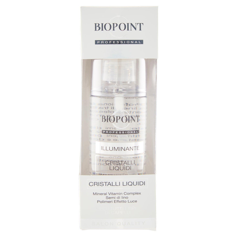 Linea Lucentezza Cristalli Liquidi 75 ml Biopoint BIP00013