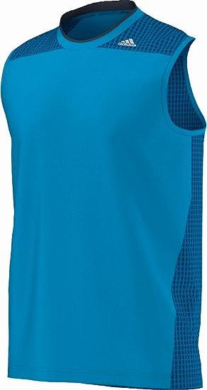Adidas Clima 365 Cltr SL Camiseta Solblu, Azul Claro, Extra-Small