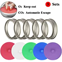 3 Pack ONE COLOR 1IN Airflo Airlock Indicator