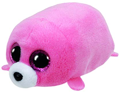 65c2bb791ce Amazon.com  Ty - Teeny PELUCHE SEAWEE  Toys   Games