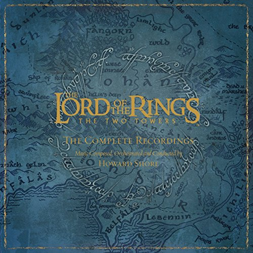 The Lord Of The Rings: The Two Towers-The Complete Recordings ()
