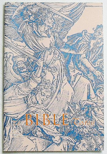 The Bible Today, November 1981 (Volume 19 Number 6)