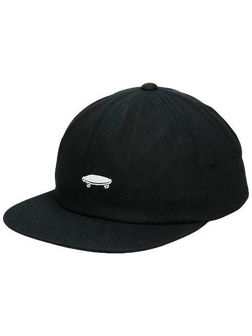 Vans X Thrasher Jockey Cap Black