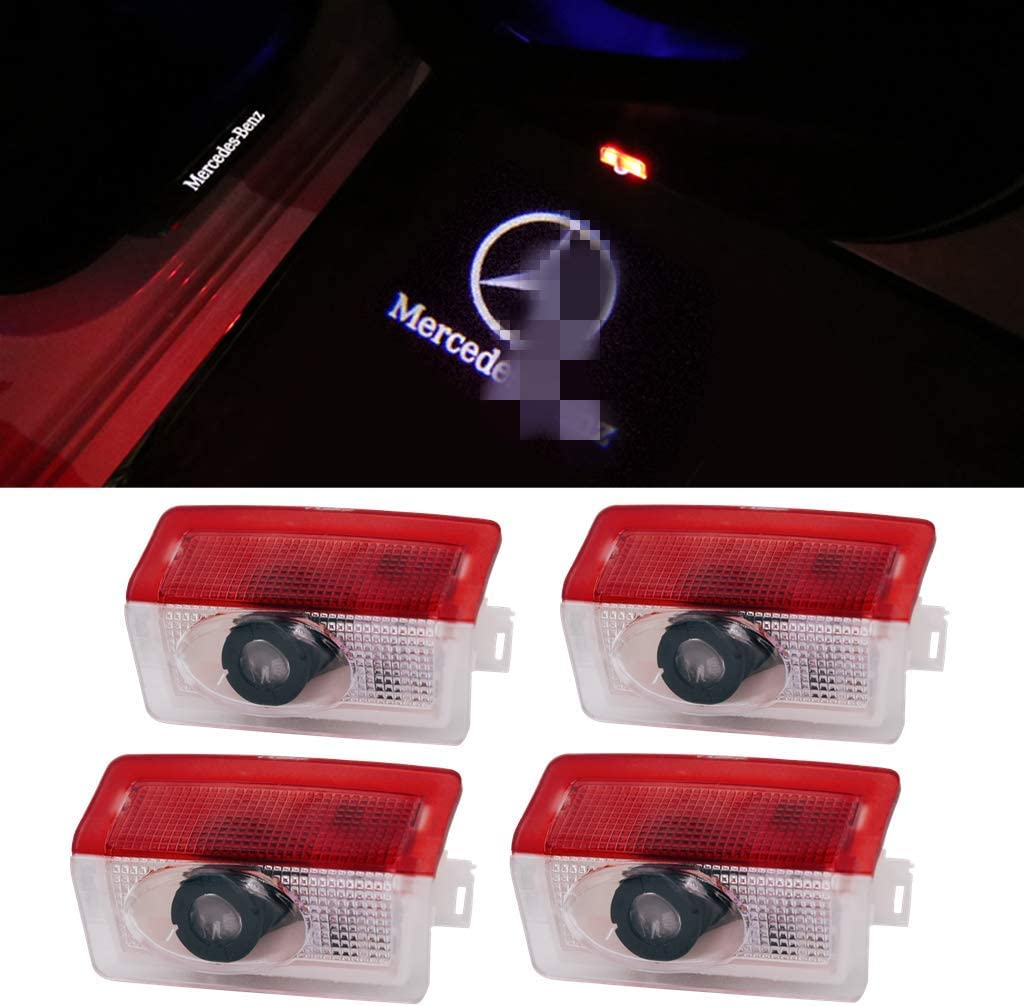 Running Board Lights Car Door Lights Logo Projector LED Ghost ...