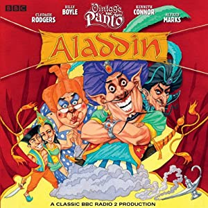 Aladdin (Vintage BBC Radio Panto) Radio/TV Program