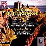 Butterworth, A - Symphony No. 4; Viola Concerto