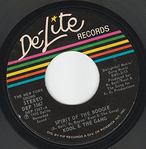"Price comparison product image SUMMER MADNESS / SPIRIT OF THE BOOGIE (45 / 7"")"