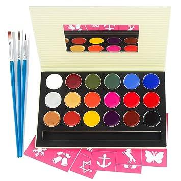 Cosplay Makeup Kit