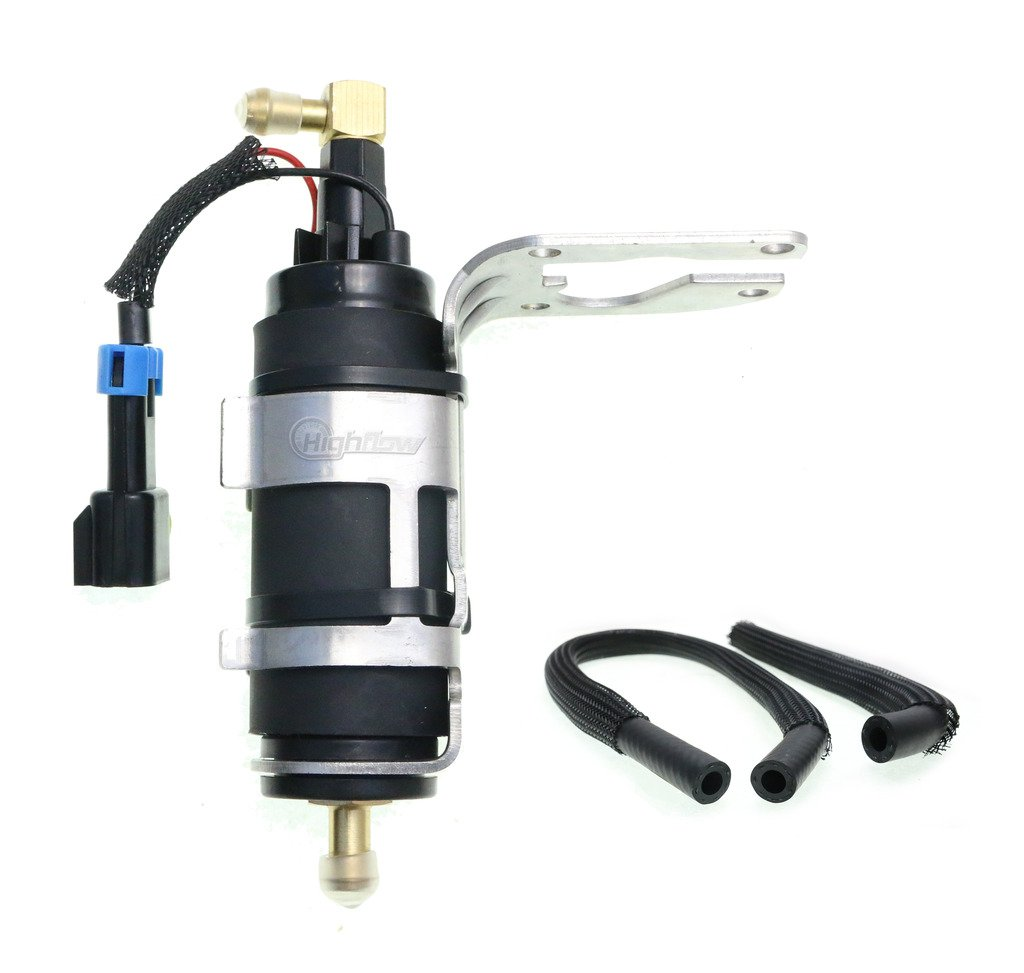 Amazon.com: HFP-612 - Mercury Mariner Outboard EFI Fuel Pump with Stainless  Bracket - Replaces 8558432, 8M0047624: Automotive