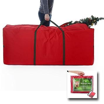 Christmas Tree Storage Bin Interesting Amazon Kimmama Christmas Tree Storage Bag For 6060Foot Tree