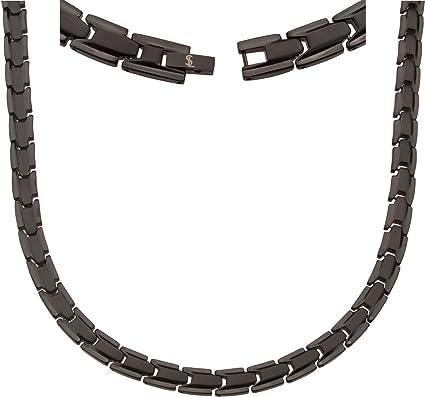 35c0fd8e6127 Smarter LifeStyle - Collar Elegante de Titanio Para Terapia Magnética y Que  Alivia El Dolor de