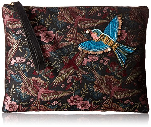 Sam Edelman Rhea Majestic Bird Pouch, Majestic Bird Jacquard by Sam Edelman