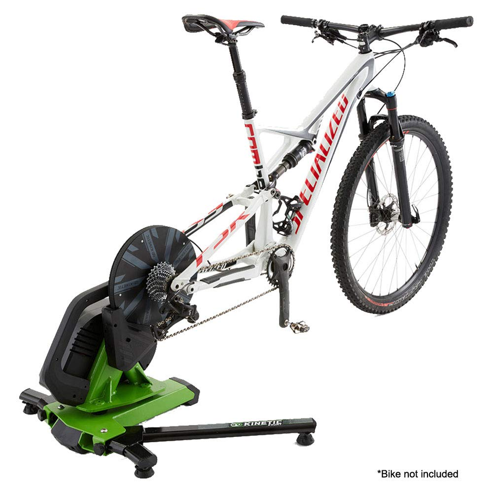 Kinetic R1 Direct Drive Smart Trainer Green One Size