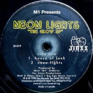 Neon Lights / The Glow EP